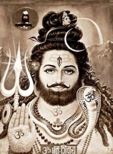 Shiva beared