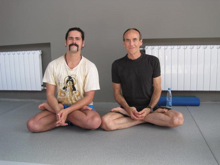 with David Swenson