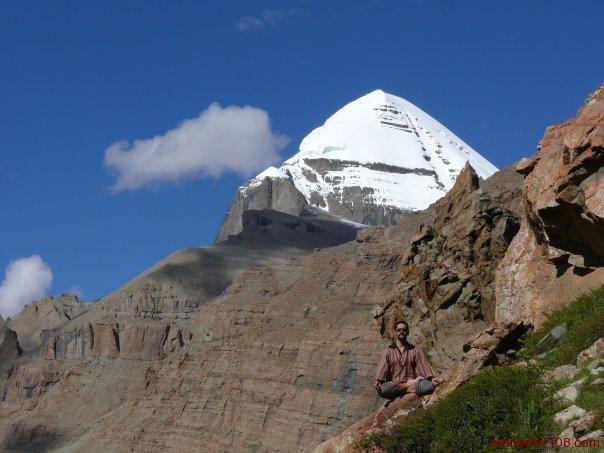 near Kailash, Tibet