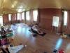 class on Yoga108 TTC