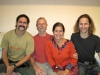 with Mark and Joanne Darby and Misha Baranov
