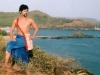 Gokarna, Om beach, 2002
