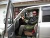 driving Tibet